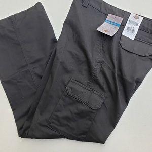 Dickies Women's Cargo Straight Leg Pant